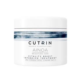 Маска для сияния и поддержания цвета Cutrin Ainoa Vitality boost, 150 мл