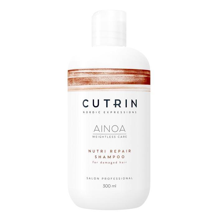 Шампунь для восстановления волос Cutrin Ainoa Nutri repair, 300 мл