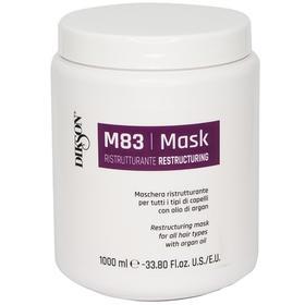 Маска для восстановления волос Dikson Ristrutturante M83, 1000 мл