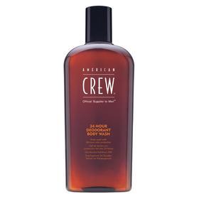 Гель для душа American Crew 24-hour Deodorant body wash, 450 мл
