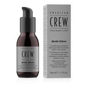 Сыворотка для ухода за бородой American Crew Beard serum, 50 мл