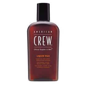 Жидкий воск средней фиксации American Crew Liquid wax, 150 мл