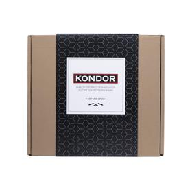 Косметический набор для ухода за волосами Kondor, 3 предмета