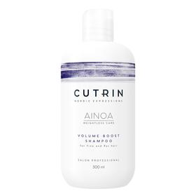 Шампунь для объёма волос Cutrin Ainoa Volume boost, 300 мл