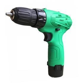Дрель-шуруповерт Zitrek Green 12, 12 В, 1.5 Ач, Li-ion, 600 об/мин, 32 Нм, БЗП 10 мм