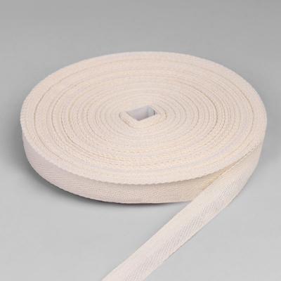 Лента киперная, 20 мм, 50 ± 1 м, цвет белый