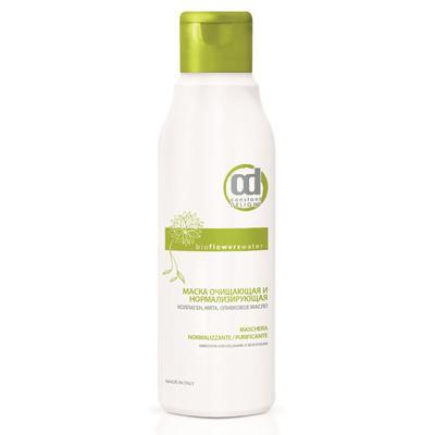 Маска для очищения волос Constant Delight Bio Flowers нормализирующая, 250 мл