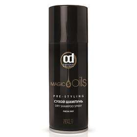 Сухой шампунь Constant Delight Magic 5 Oils без фиксации, 100 мл