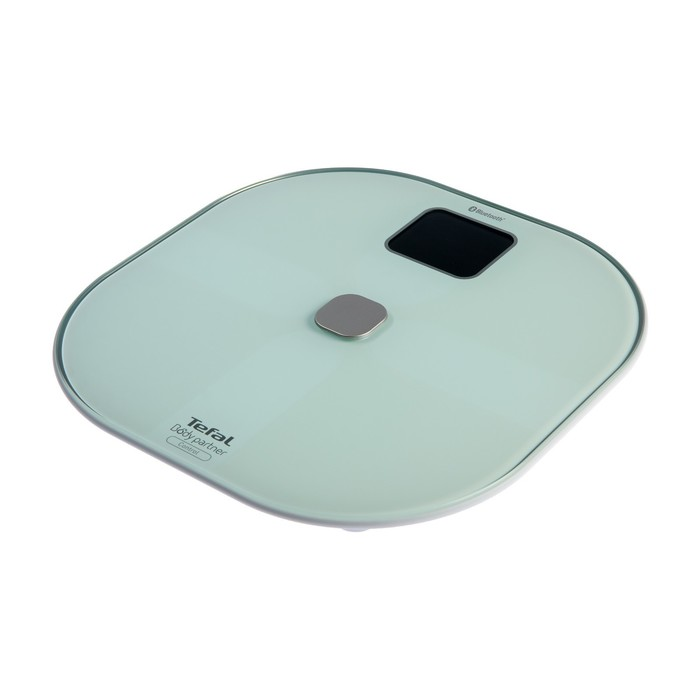 Весы Tefal BM9541S1, диагностические, шаг 100 гр, до 180 кг, AAA, Bluetooth, белые