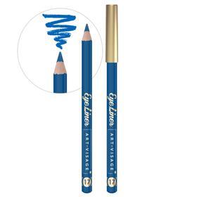 Карандаш для глаз Art-Visage Eye liner, тон 17 синий