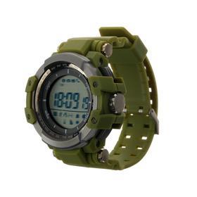 Смарт-часы Jet SPORT SW3, дисплей 1.2', Bluetooth 4.0, IP68, зеленые Ош