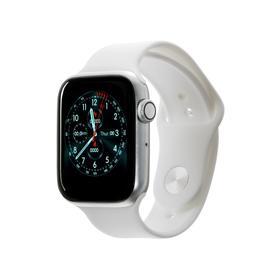 Смарт-часы Jet SPORT SW-4C, цветной дисплей 1.54', Bluetooth 4.0, IP54, серебристые Ош