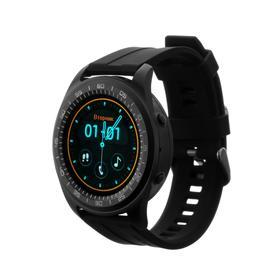 Смарт-часы Jet PHONE SP2, цветной дисплей 1.3', Bluetooth 4.0, камера, черные Ош