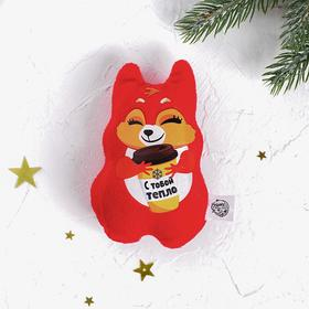 Мягкая игрушка-магнит «С тобой тепло»