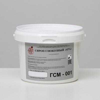 Глюкозный Сироп 43%, 1 кг - Фото 1