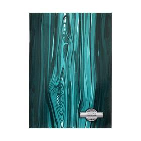 Еженедельник А5, 96 страниц, обложка мелованный картон 'Деревянный стиль' Ош