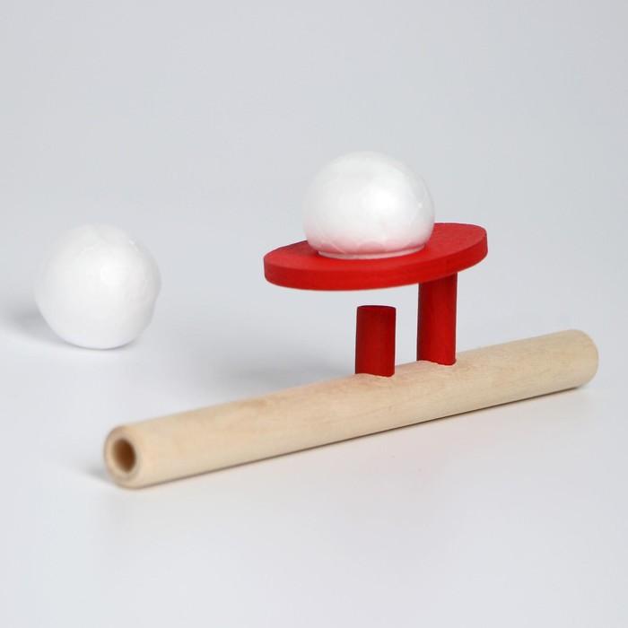Игра-тренажер для дыхания Классика 15х7х1,5 см