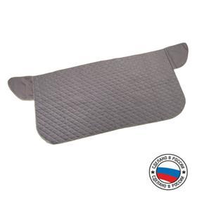 Чехол накидка защитная для лобового стекла, универсальный, 147х70 см Ош