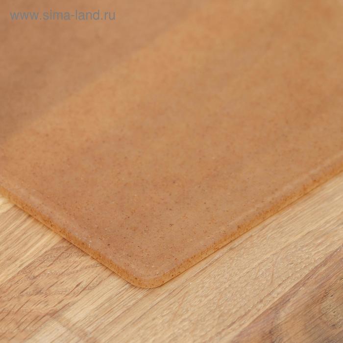 Доска разделочная «Бамбу», 31,5×20,5×0,5 см