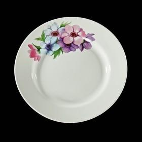 """Тарелка мелкая 17,5 см """"Весенний букет"""""""