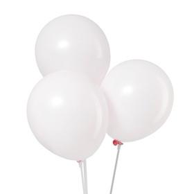 "Шар латексный 12"" «Макарун», набор 5 шт., цвет розовый"