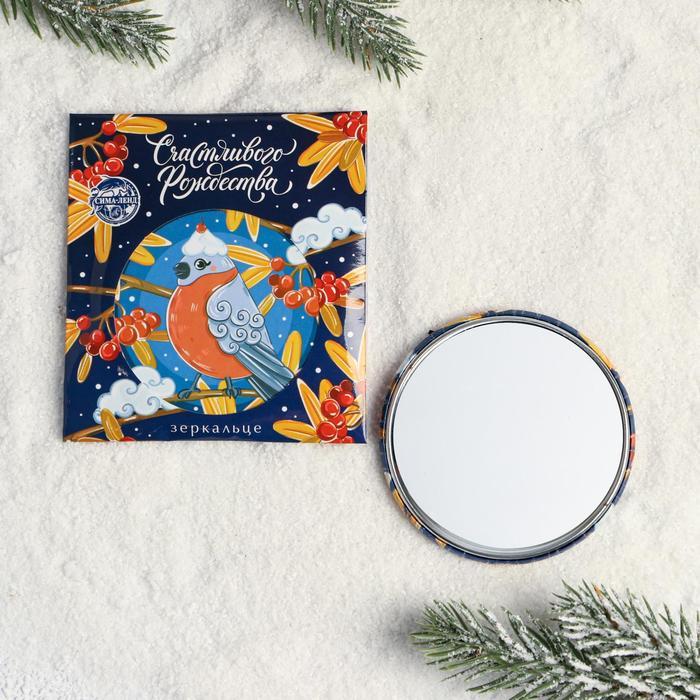 Зеркало в конверте «Снегирь»