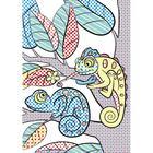 Волшебные водные раскраски «В джунглях» - Фото 3