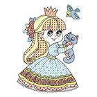 Волшебные водные раскраски «Принцессы» - Фото 3