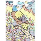 Волшебные водные раскраски «Птицы» - Фото 2