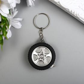 Рулетка на кольце 'Колесо' (1 м) Ош