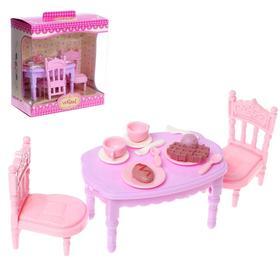 Набор мебели для кукол «Уют-2», МИКС