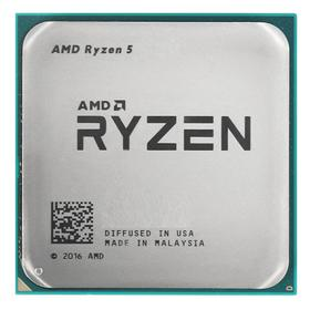 Процессор AMD Ryzen 5 2600, AM4, 6х3.4ГГц, DDR4 2933МГц, TDP 65Вт, OEM