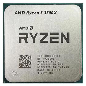 Процессор AMD Ryzen 5 3500X, AM4, 6х3.6ГГц, DDR4 3200МГц, TDP 65Вт, OEM