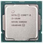 Процессор Intel Core i3 10100 Original, LGA1200, 4x3.6ГГц, 2666МГц, UHD 630, TDP 65Вт, OEM