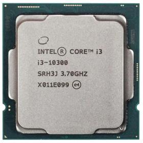 Процессор Intel Core i3 10300 Original, LGA1200, 4x3.7ГГц, 2666МГц, UHD 630, TDP 65Вт, OEM