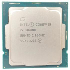 Процессор Intel Core i5 10400F Original, LGA1200, 6x2.9ГГц, DDR4 2666МГц, TDP 65Вт, Box