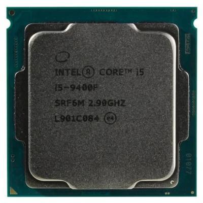 Процессор Intel Core i5 9400F Original, LGA1151v2, 6х2.9ГГц, DDR4 2666МГц, TDP 65Вт, Box