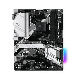 Материнская плата Asrock B550 PRO4, AM4, B550, 4xDDR4, VGA, HDMI, ATX
