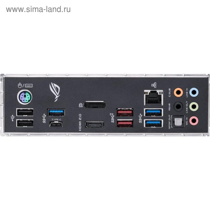Материнская плата Asus ROG STRIX B450-F GAMING, AM4, B450, 4xDDR4, HDMI, DP, ATX