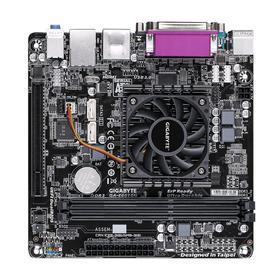 Материнская плата Gigabyte GA-E6010N, 2xDDR3, VGA, HDMI, mini-ITX