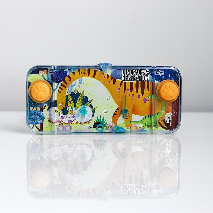 Водная игра Динозавры, виды МИКС