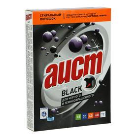 Средство моющее синтетическое порошкообразное 'Аист'-Black, 400 гр Ош