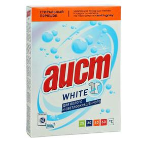 Средство моющее синтетическое порошкообразное 'Аист'-White, 400 гр Ош