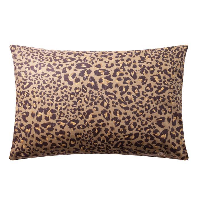 Наволочка Экономь и Я 50х70 см Леопард, 100 грм2