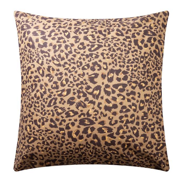 Наволочка Экономь и Я 70х70 см Леопард, 100 грм2
