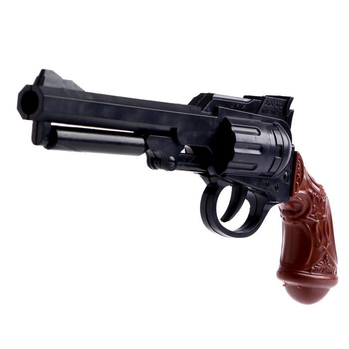 Револьвер Анаконда, стреляет пульками, 6 мм