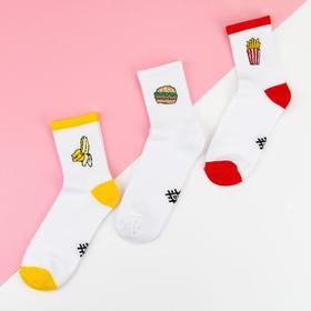 Набор женских носков KAFTAN 'Fun',  (3 пары) , р. 36-39 (23-25 см) Ош