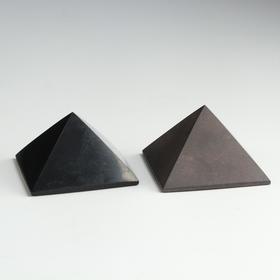 Пирамиды гармонизаторы 'Шунгит-Малиновый кварцит', 5 см Ош