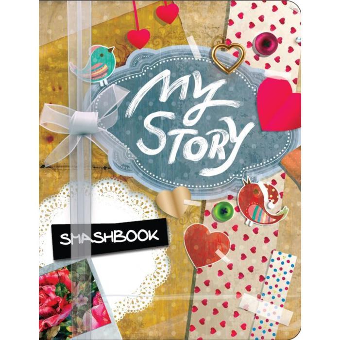 My story (c наклейками)