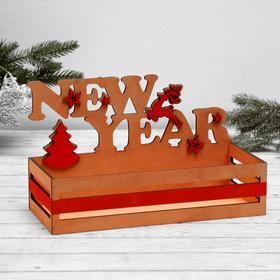 Полка 'New year', 19,5 х 32,5 см Ош